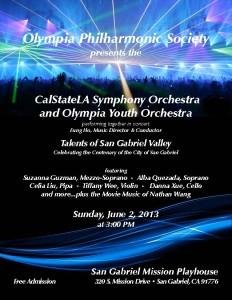 Olympia flyer